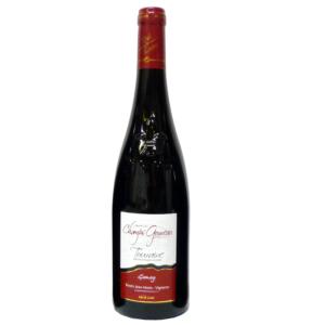 """6 bouteilles de vin de Touraine Rouge """"Gamay"""" 2019"""