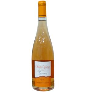 6 bouteilles de vin rosé de Touraine 2019