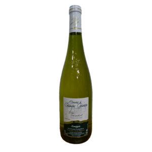 """6 bouteilles de vin blanc de Touraine """"Sauvignon"""" 2016"""