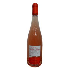 6 bouteilles de vin rosé de Touraine 2018