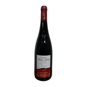 """6 bouteilles de vin de Touraine Rouge """"Côt"""" 2014"""
