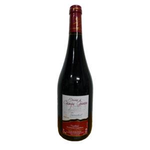 """6 bouteilles de vin de Touraine Rouge """"Tradition"""" 2015"""