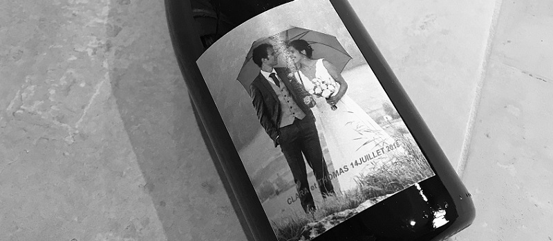 Personnalisation Vin de Touraine