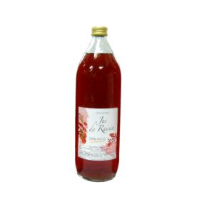 6 bouteilles de jus de raisin