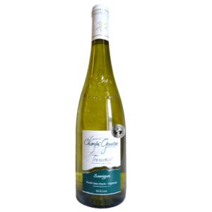 """6 bouteilles de vin blanc de Touraine """"Sauvignon"""" 2020 Ligers d'Argent"""